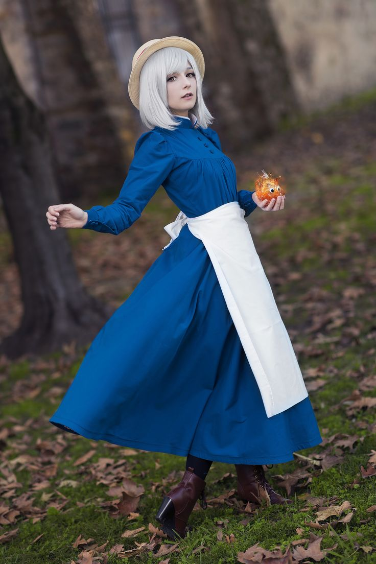 Itsuki(A-chan <3) Sophie Hatter Cosplay Photo - Cure WorldCosplay