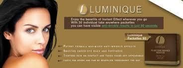 According to #Luminique #reviews, this line of anti aging products has helped millions of women maintain their youthful skin and restore their skin's youth.