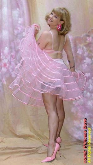 307 Best Petticoat Images On Pinterest Vintage Lingerie