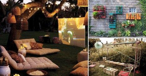 34 best images about terrazas on pinterest terrace un for Ideas para decorar el patio de mi casa