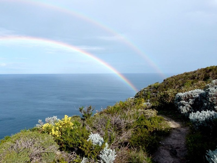 Heysen Trail leads to pot of gold
