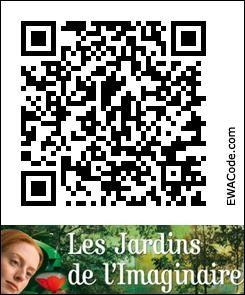 QR Code Jardins de l'Imaginaire