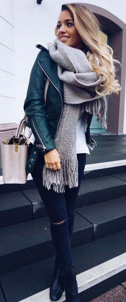 45 Fashion Forward Fall Outfits You Need / 16 #Fall #Outfits – Fall 2018