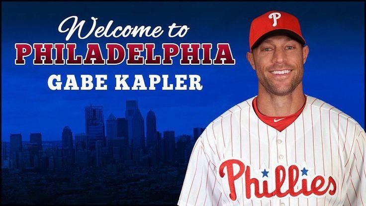 #Phillies el equipo anuncio hoy que su nuevo dirigente lo sera el Ex-Grandes Ligas Gabe Kapler quien era el director de desarrollo de peloteros de los #Dodgers #MLB #MGLD