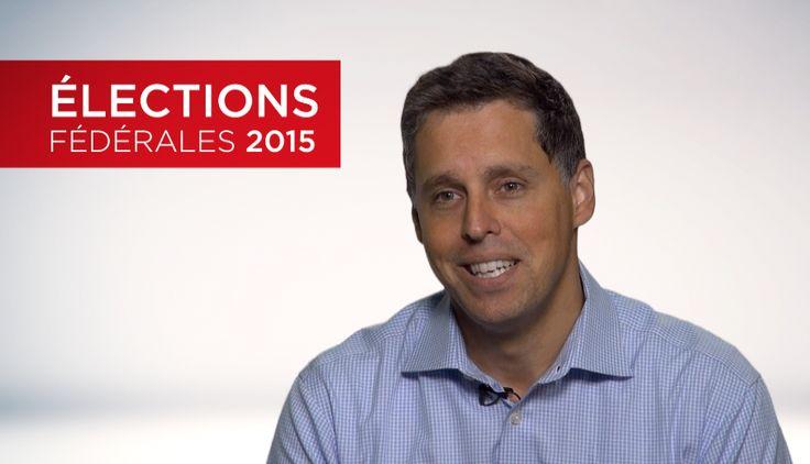 Capsule du candidat du Parti libéral du Canada dans Vaudreuil-Soulanges.