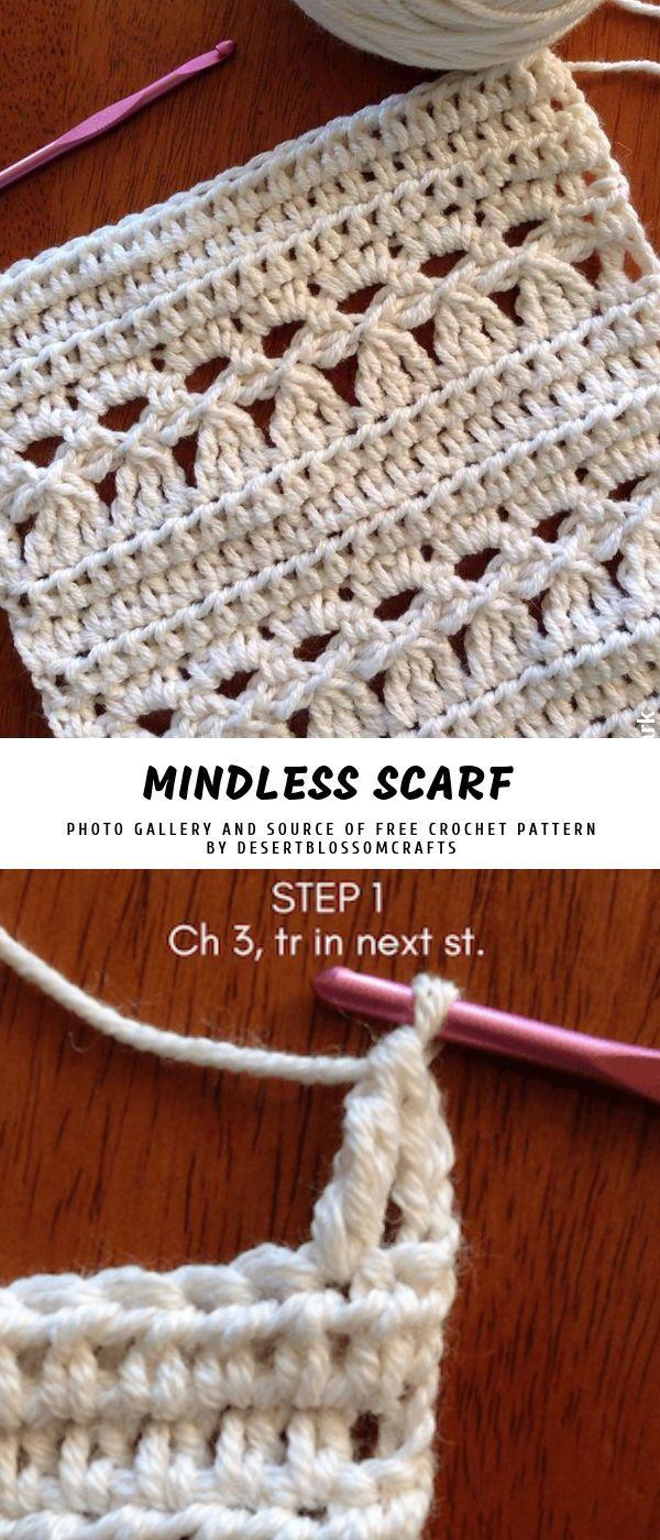 How to crochet Easy Pensy Stitch  e7bd07b95320