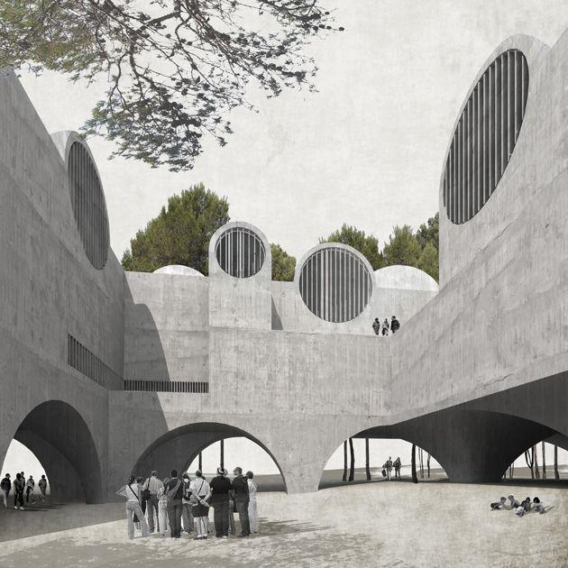 2010| Museu Arqueòlogic de Calvià : TEd'A arquitectes