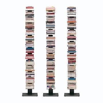 Libreria Sapiens Sintesi H 202 a colonna 14 mensole