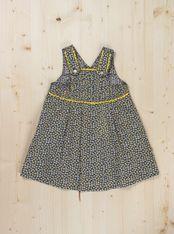 Emma Dress - Dots & Knots Sizes 9M to 24M