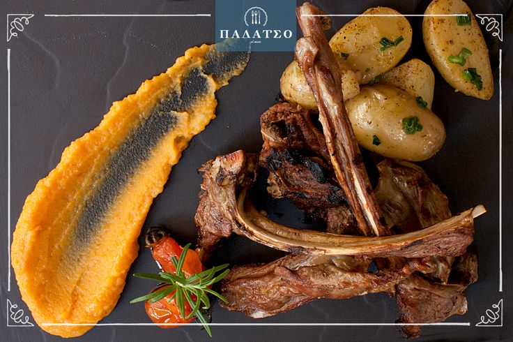 Μία συνταγή για να ικανοποιήσετε όχι μόνο το στομάχι αλλά και το μάτι σας! Ζουμερά, καλοψημένα, μοσχομυριστά τα αρνίσια παϊδάκια που ετοιμάζει ο chef του Palazzo Almare συνοδεύονται με baby πατάτες και πουρέ καρότου! Ένα έργο τέχνης στο τραπέζι και στο πιάτο σας!
