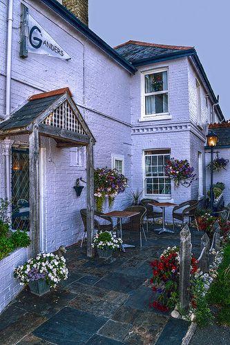 Ganders Restaurant * St Helens * Isle of Wight