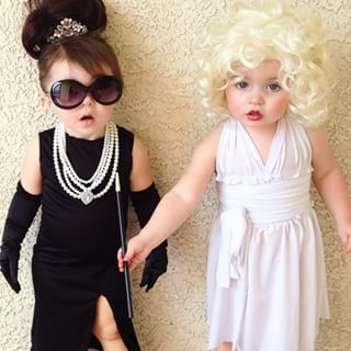 Best Twin Girl Costumes Ideas On Pinterest Twin Halloween - 20 of the funniest costumes twin kids can wear at halloween
