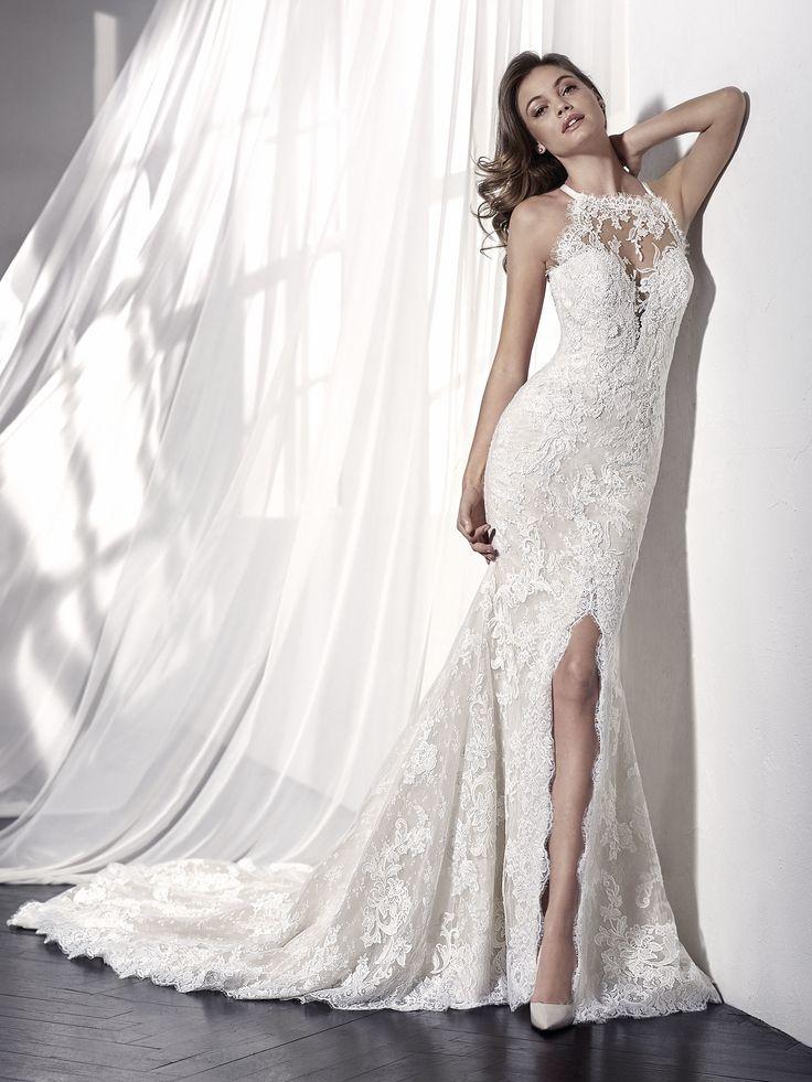17 best vestidos de novia images on pinterest | short wedding gowns