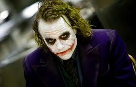 heath ledger joker makeup
