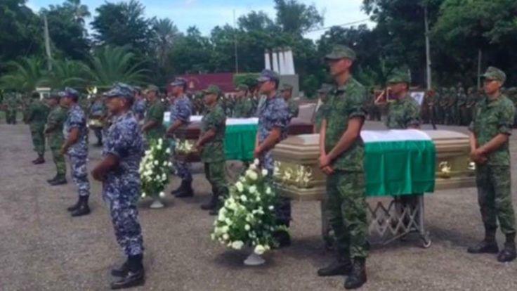 Hijos del Chapo niegan ataque a militares - Telemundo 51 - Miami