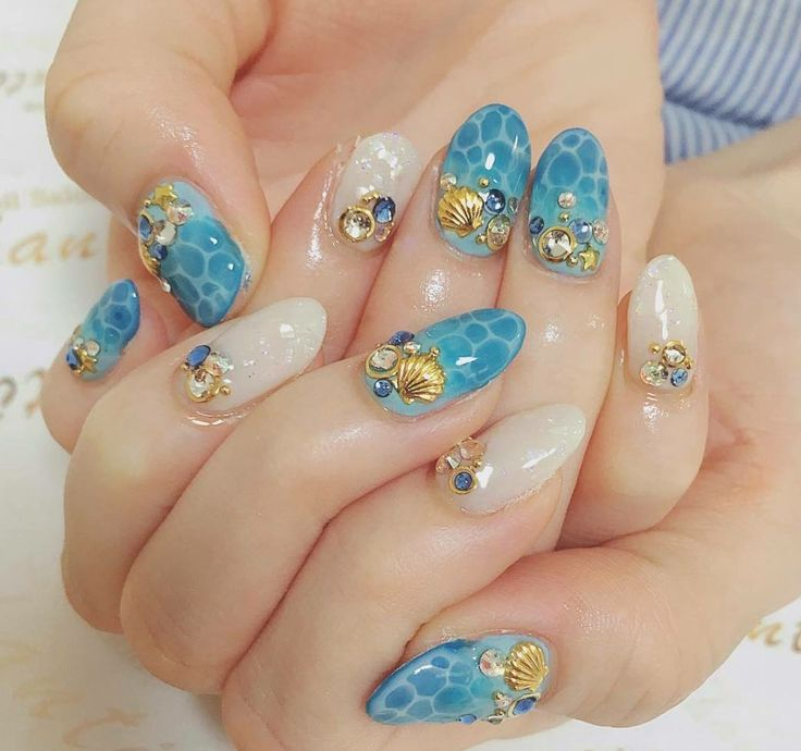 15 best beach nails images on pinterest nail scissors nail beach nails nailart nail polish toe manicures polish gel polish prinsesfo Image collections