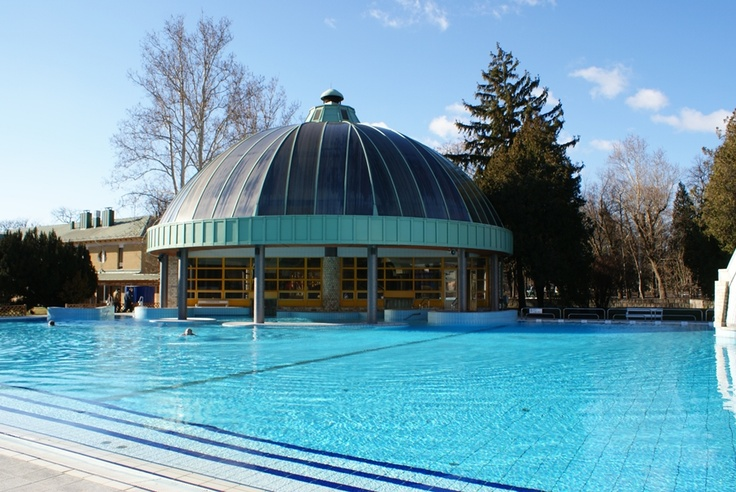 Eger - thermal spa