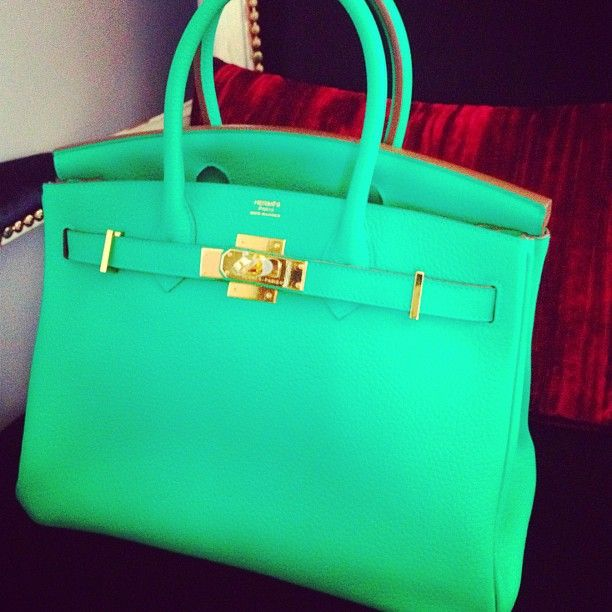 One day: Fashion, Mint Green, Birkin Bags, Hermes Bags, Dreams, Hermes Birkin, Design Handbags, Colors, Replica Handbags