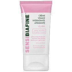 Sensibiafine Crème Visage Hydratante Apaisante Légère 40 ml - biafine - 11.99€