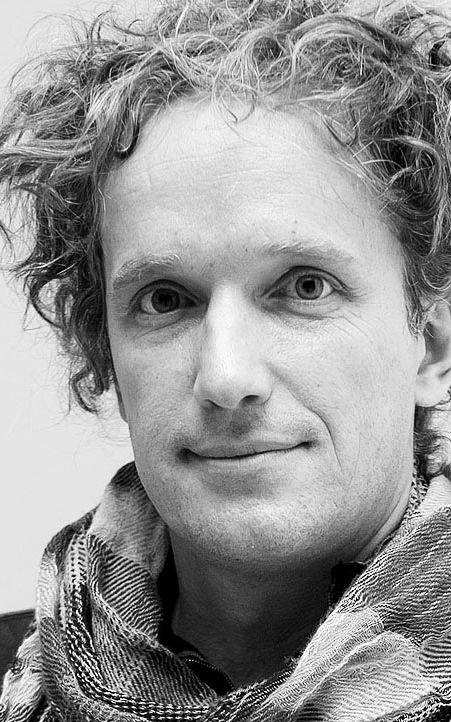 Yves Behar (b. 1967) designer, founder of Fuseproject