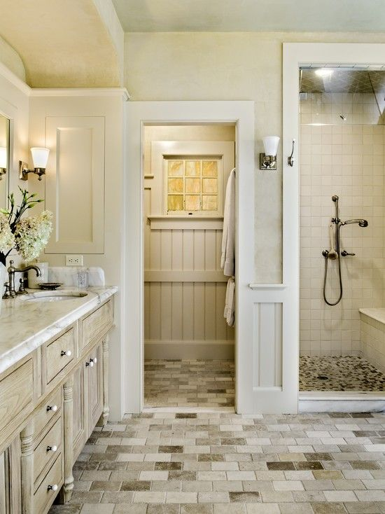 Solid Surface Bathroom Countertops Design, Pictures, Remodel, Decor and Ideas - page 144- wainscoting in toilet room