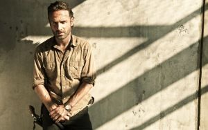 Preview wallpaper the walking dead, rick grimes, andrew lincoln