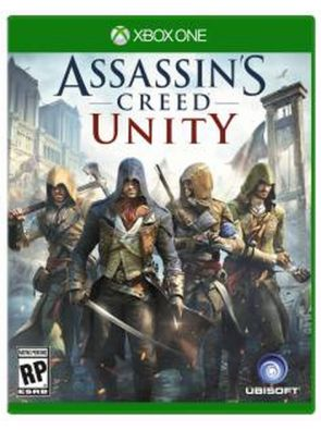 Assassin's Creed Unity Xbox One - Digital Code (90% off)