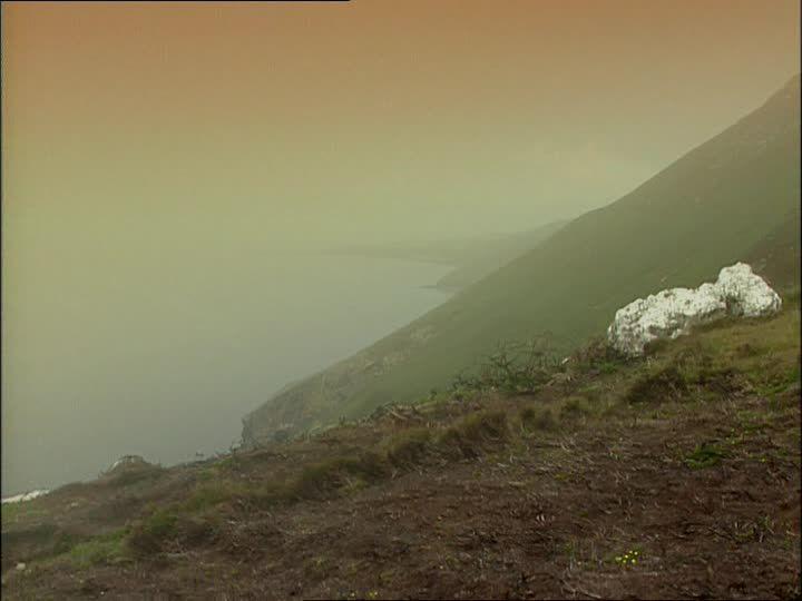 Coast / Isle of Man / England | SD Stock Video 150-046-339 ...