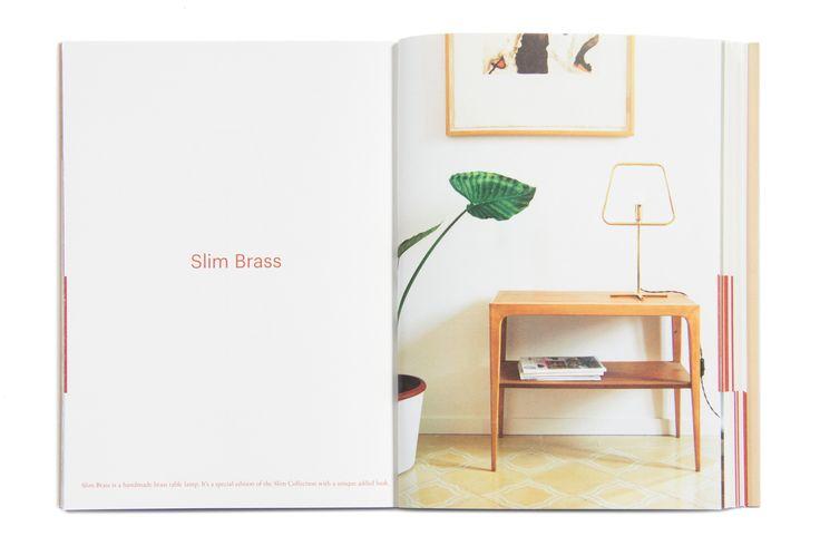 Brochure for contemporary furniture designer Adolfo Abejón by  Albert Romagosa…