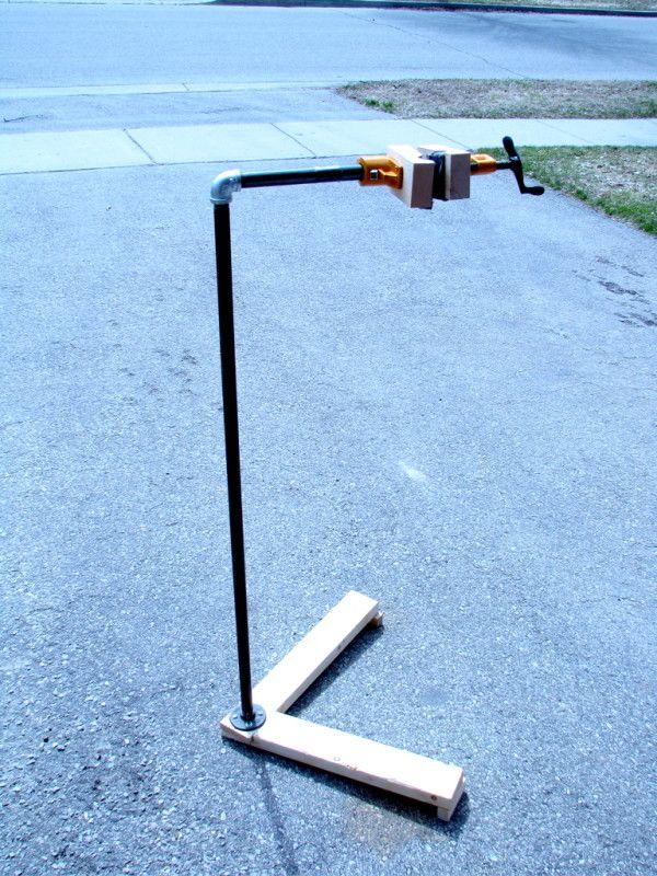 Bare Bones Bike Repair Stand