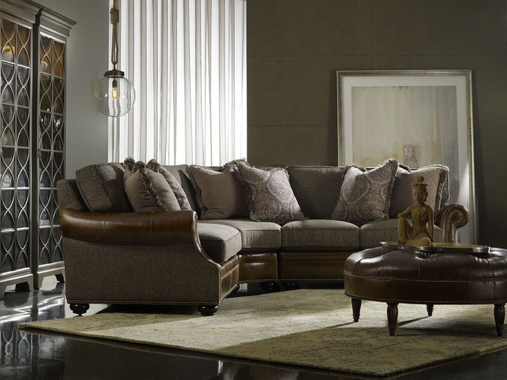 Find this Pin and more on Bradington Young Furniture. 99 best Leather Furniture images on Pinterest