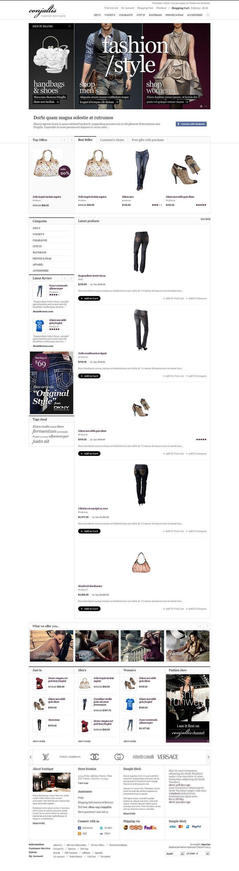 Fashion - Premium OpenCart Fashion Store Theme
