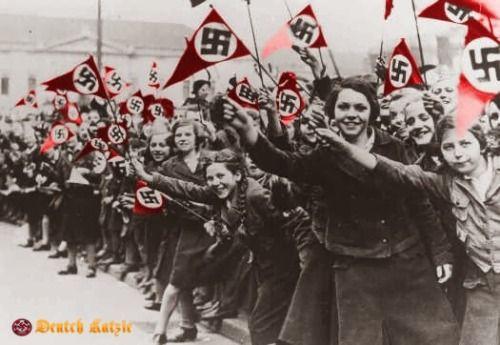 Image result for nazi flag gif