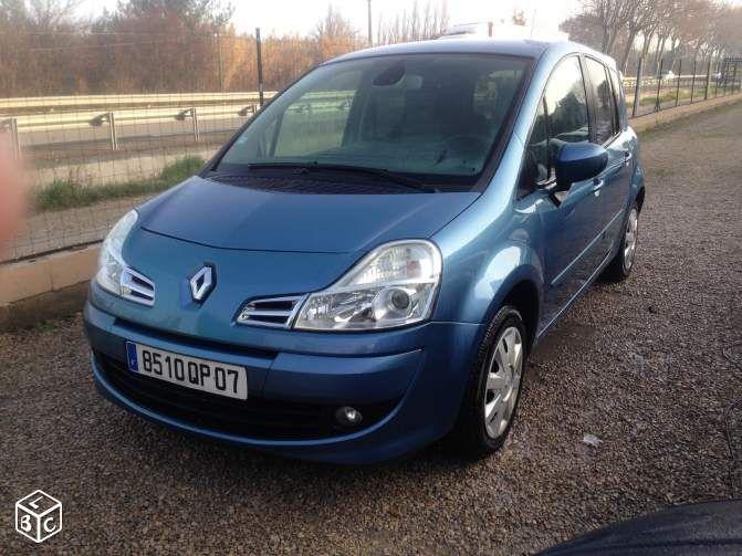 Renault modus 1.5 dci 106 cv première main