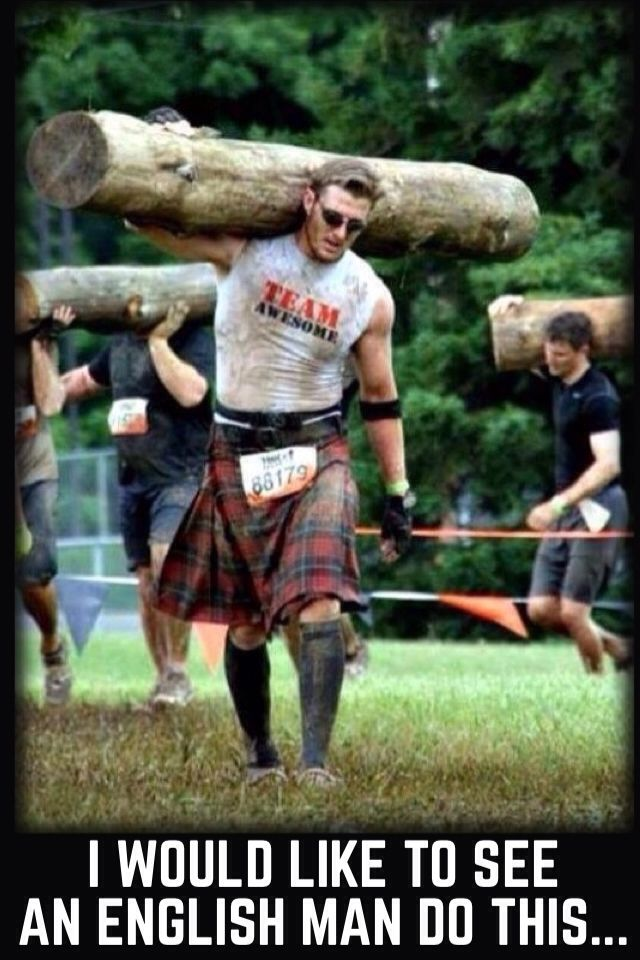 Only a Scot!                                                       …