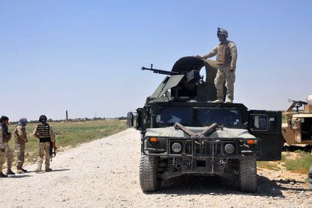 Afghan Insurgents Gaining as Trump Rolls Out War Plan