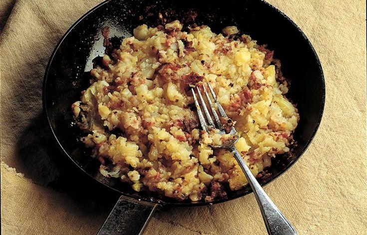 Ricetta Patate in tecia - Le ricette de La Cucina Italiana