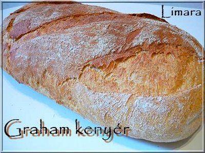 Limara péksége: Graham kenyér