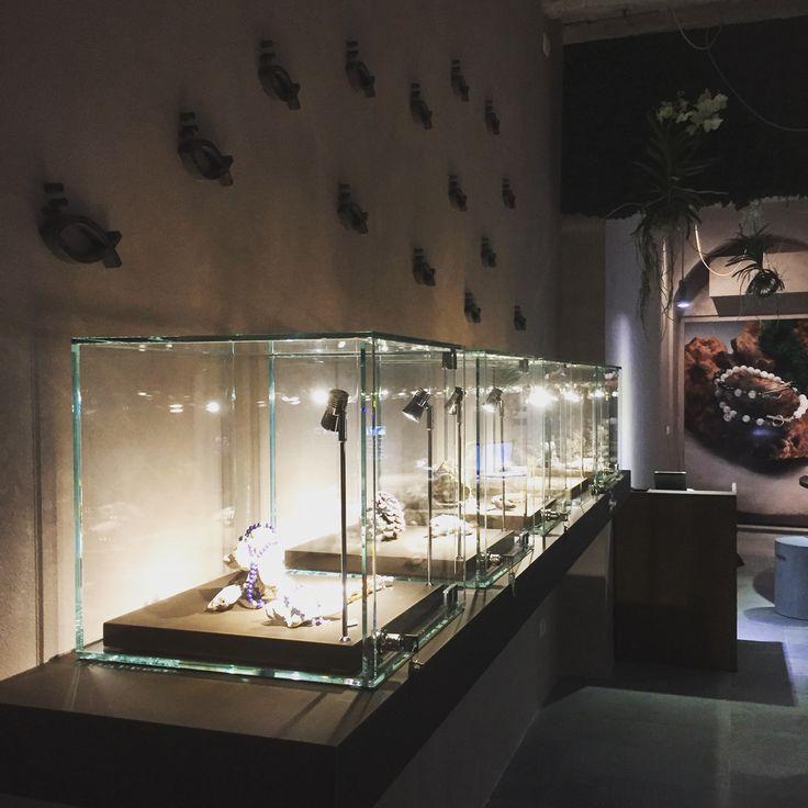 HalibutGioielli Concept Store arch. Enza Consonni ecarchidesign