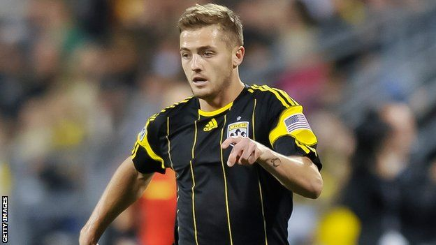 Robbie Rogers: former United footballer and USA winger comes out