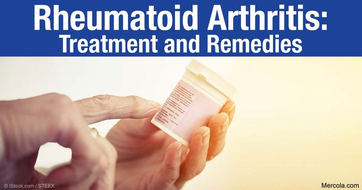 Natural Treatment Options For Rheumatoid Arthritis
