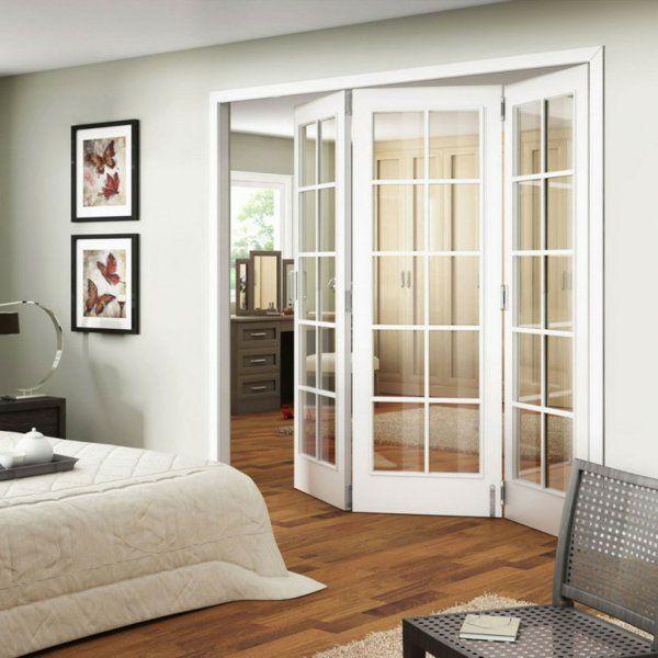 portes décoratives porte accordéon porte coulissante des portes