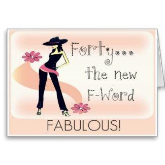 40th Birthday Party Ideas  Women on 40th Birthday Card For Women P1373591631469422937l0q 325 Jpg