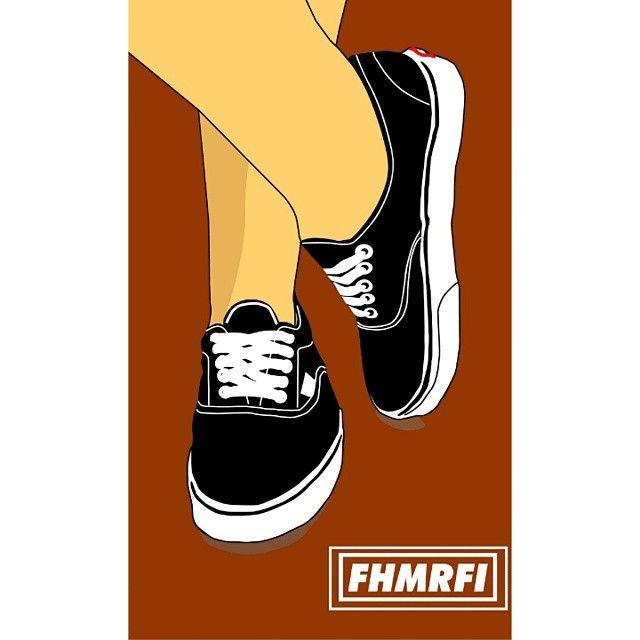 Malam2 gini mah enaknya bersandar di di hati kamu *eh sepatu maksudnya* :) #illustration #artdigital #vector #illustrator #art #thedesigntip #desaingrafis #indonesia #designgraphic #designoftheday #bandung #vans #newera #black #vansundan #vectorart #vectorillustration #vectordesign #sneakersart #offthewall #thevectorproject