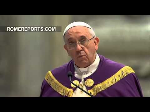 Pope Francis on penance: Conversion is not just for Lent