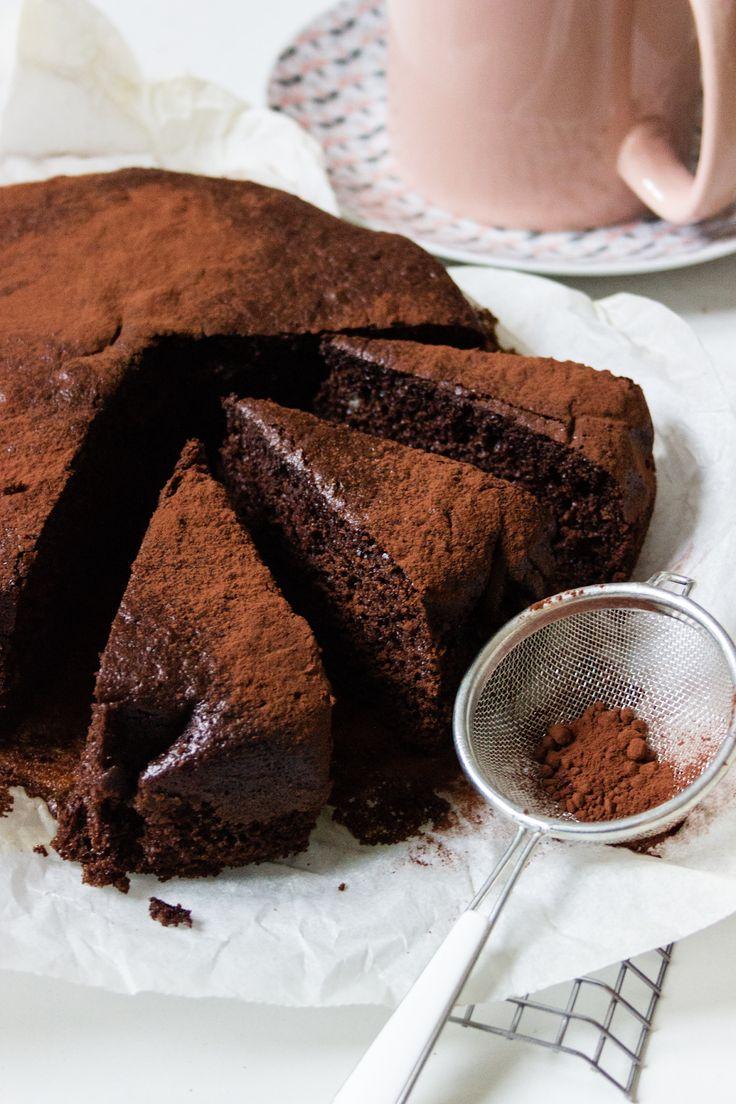 Le Pétrin: Le Cake au Chocolat de la Mère de Famille. Pas Moi, l'Autre!