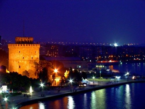 MY CITY!THESSALONIKI-GREECE!