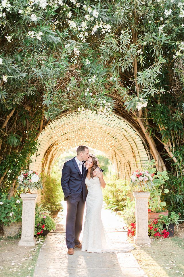 backyard wedding venues in orange county ca%0A Wedgewood Weddings   The Orchard is one of the most unique Southern California  wedding venues