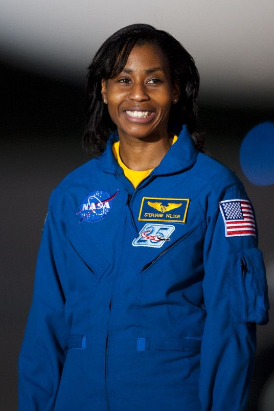 nasa astronauts black - photo #18