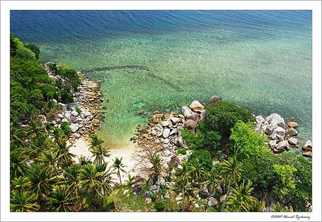 Belitung Island, east coast of Sumatra, Indonesia